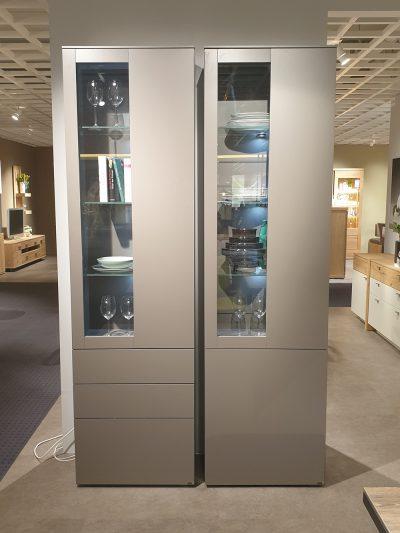 Abverkauf Gallery M Vitrinen-Set