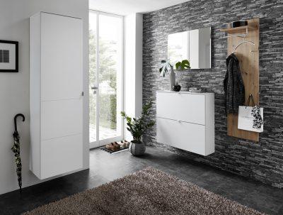 Büromöbel Garderoben-Kombi