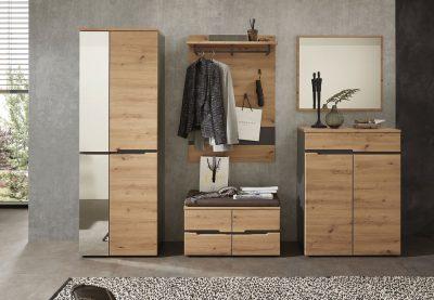 Büromöbel Garderoben-Set